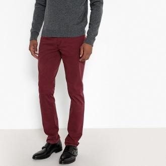 71cf0dc072f7 Παντελόνι σε slim γραμμή και 5 τσέπες (πίσω