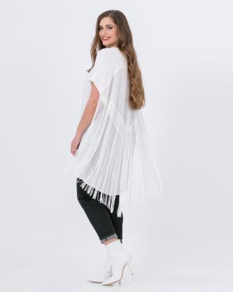 e-shop  Mat Fashion see more. Φλοραλ Φόρεμα με Κρόσσια στο Μανίκι bac8c7746ba